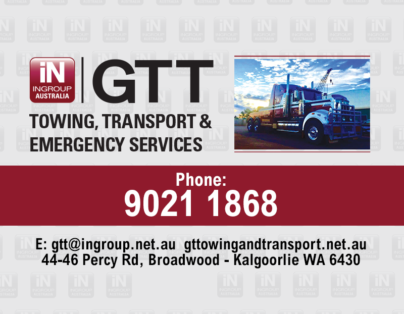 #1 Provider of Towing and Transport Services in Goldfields