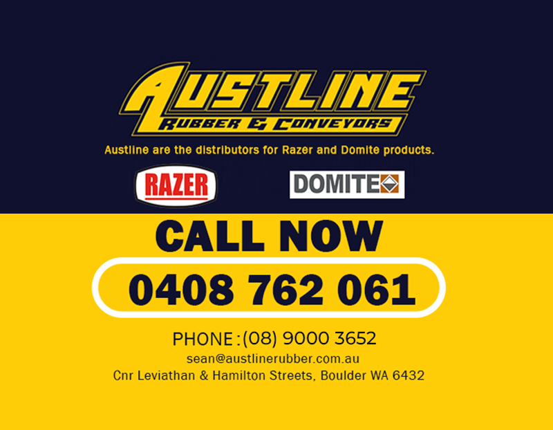 Your Reliable Rubber Lining and Conveyor Specialist in Kalgoorlie