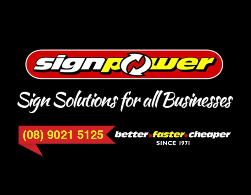Home of the Best Professional Signwriters in Kalgoorlie
