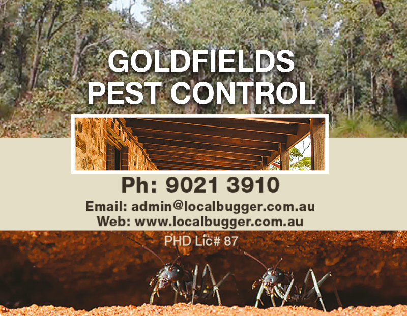 Kalgoorlie's Leading Pest Control Specialist & Solutions Provider