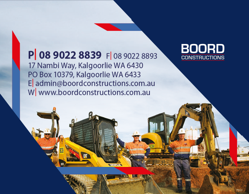 The Leading Construction Company in Kalgoorlie