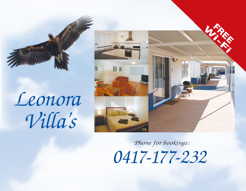 The Best Self-Contained & Comfortable Leonora Accommodation