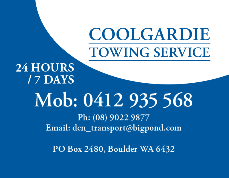 Your Provider of Tilt Tray and Towing Services in the Goldfields Region
